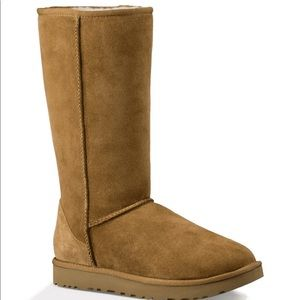 Uggs Boot Tall Chestnut
